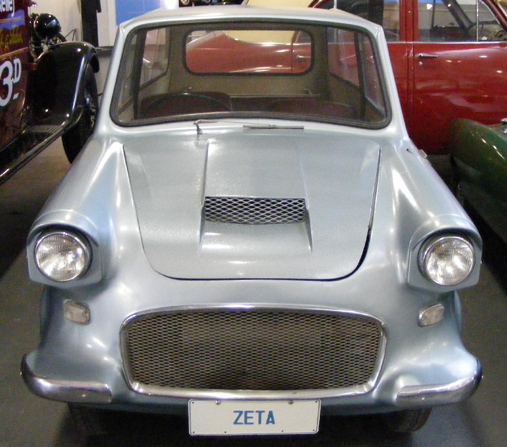Zeta (automobile) - Wikipedia