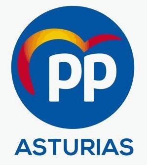 Resultado de imagen de logo PARTIDO POPULAR ESPAÑOL ASTURIAS