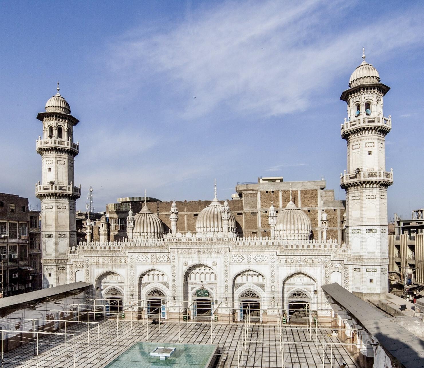 Mahabat Khan Mosque - Wikipedia
