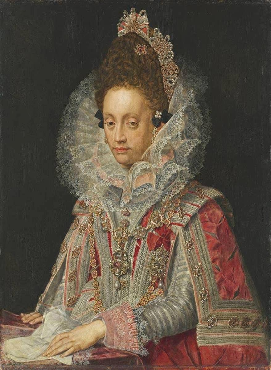 Католические принцессы XVII века из разных поколений