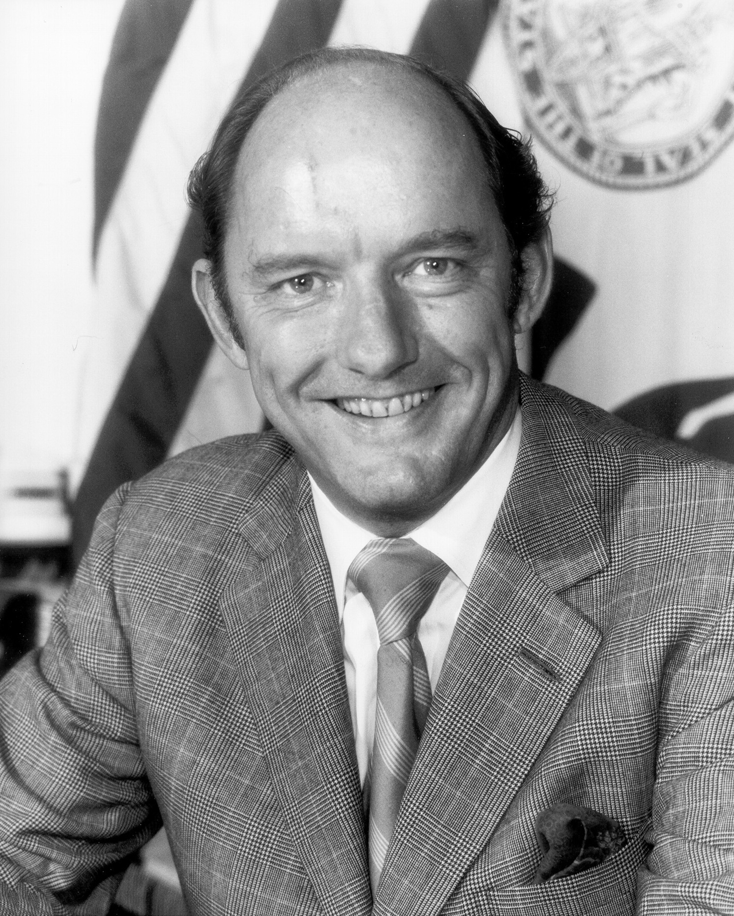 Malcolm Wallop US Senator from Wyoming (1933-2011)