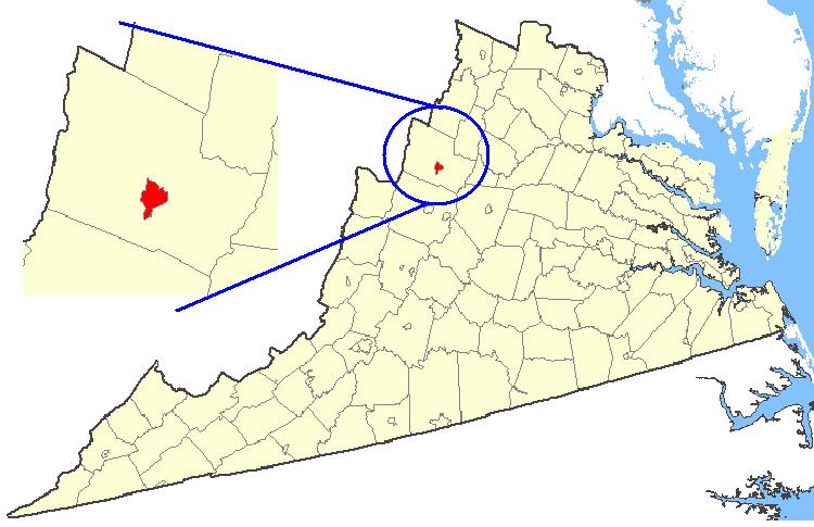 Harrisonburg Va Map Compressportnederland