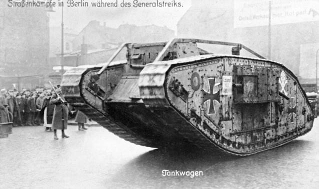 Mark IV Berlin