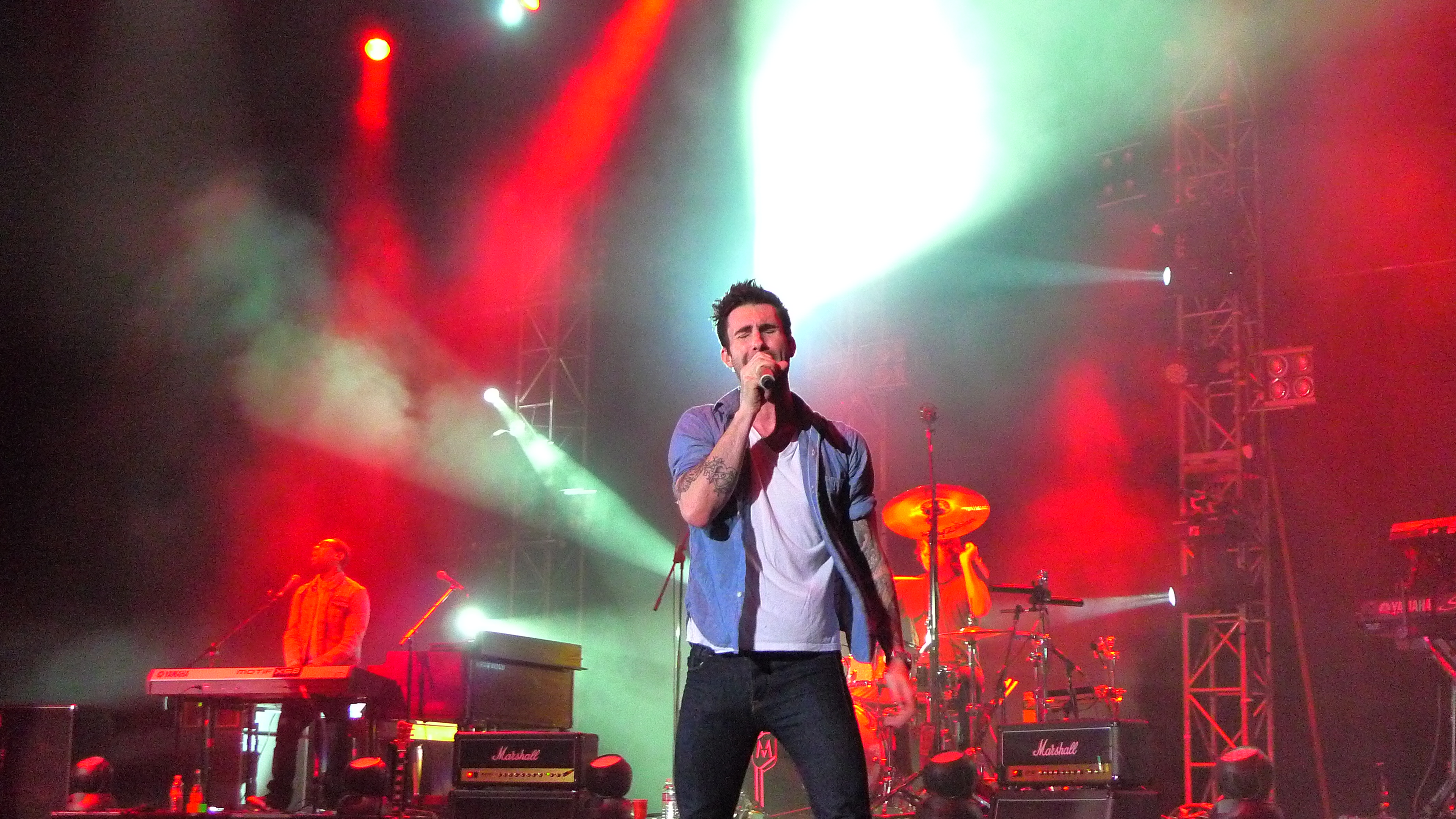 Interviewly - Maroon 5 September 2014 - reddit AMA