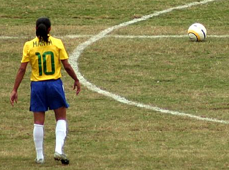 Marta wearing the Brazil number 10 Marta2.png