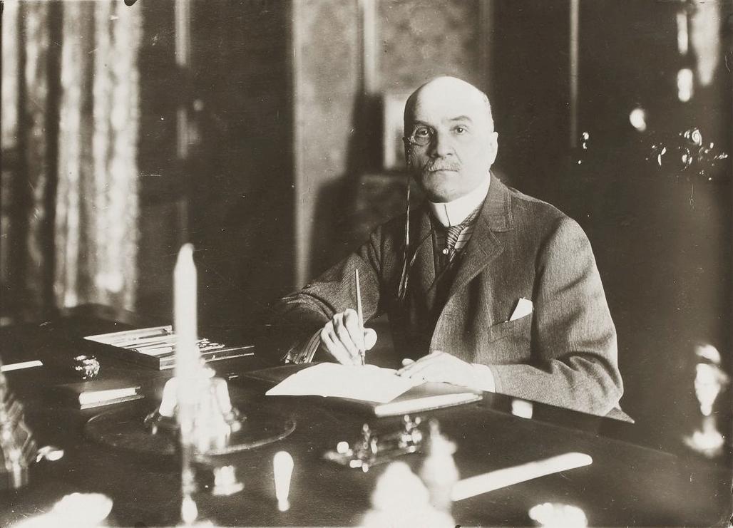 Maurice Paléologue.