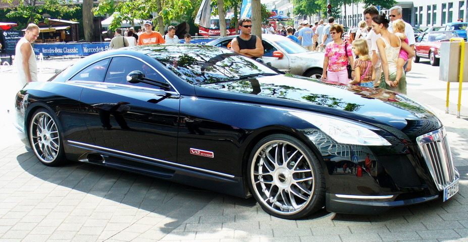 File Maybach Exelero Stuttgart Jpg Wikimedia Commons