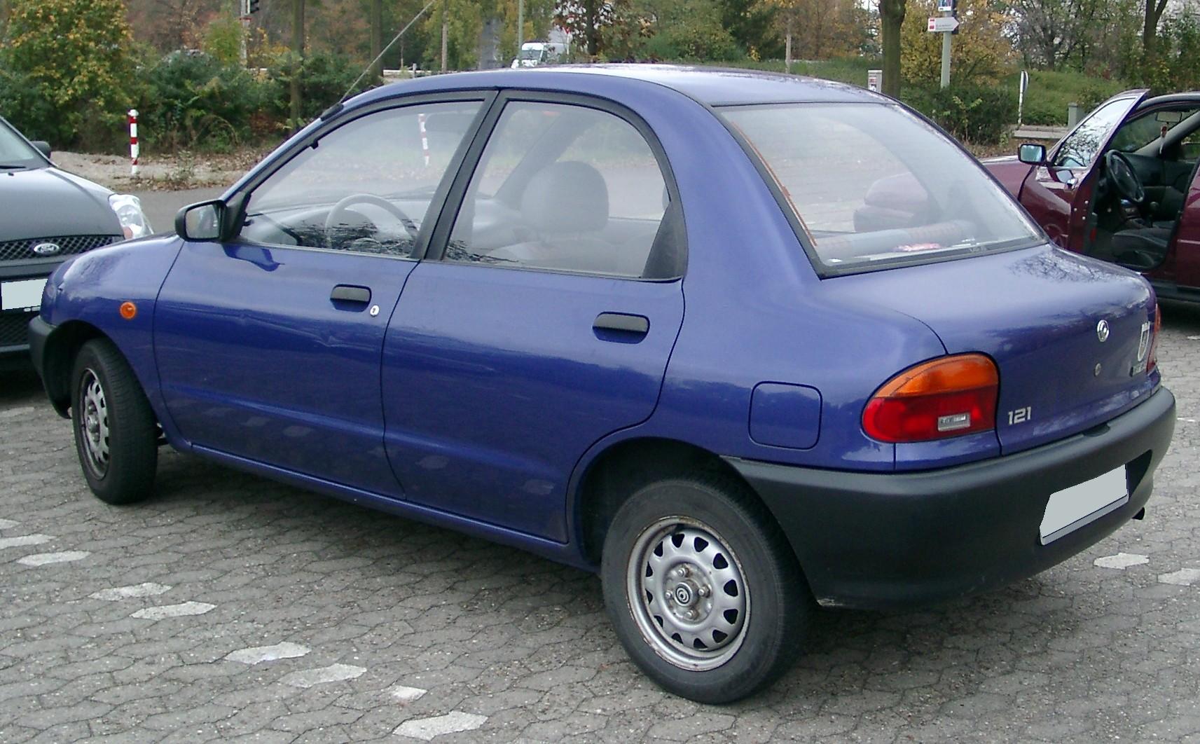 File Mazda 121 r...K Baby Model