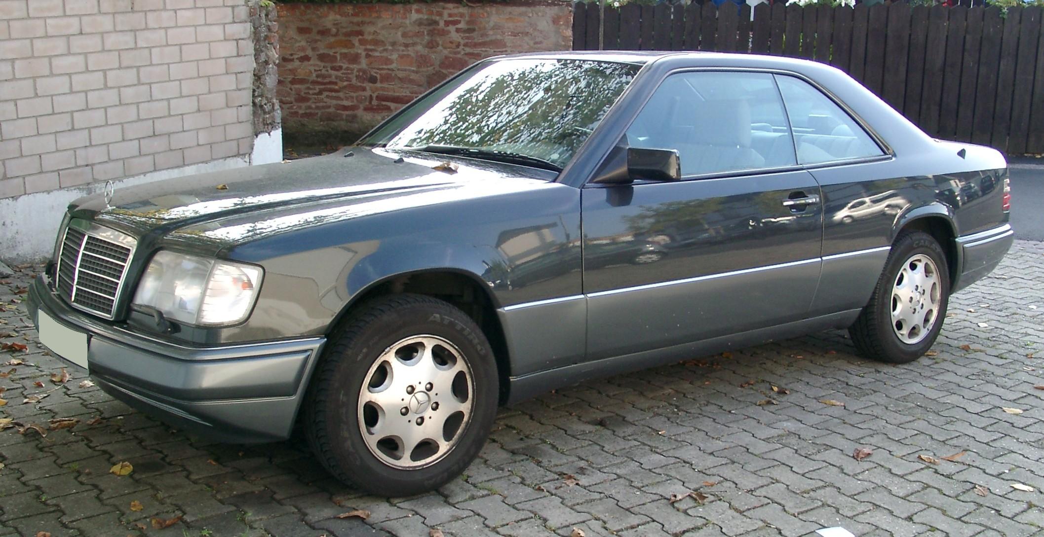 Mercedes Ce Headlight