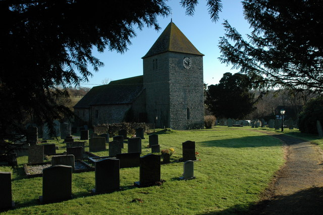 Michaelchurch Escley Church - geograph.org.uk - 1073203