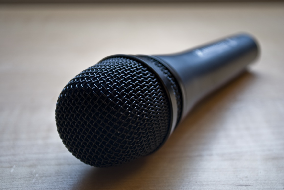 Microphone In A Ring