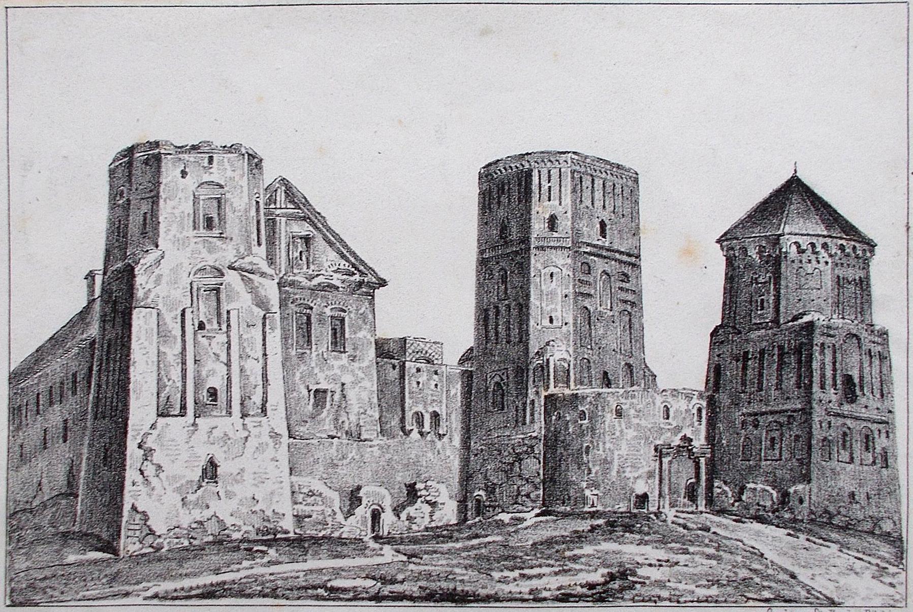 Мірскі замак (1849).jpg