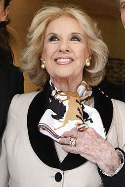 Retrach de Mirtha Legrand