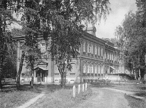 Московская психиатрическая больница № 1 — Википедия