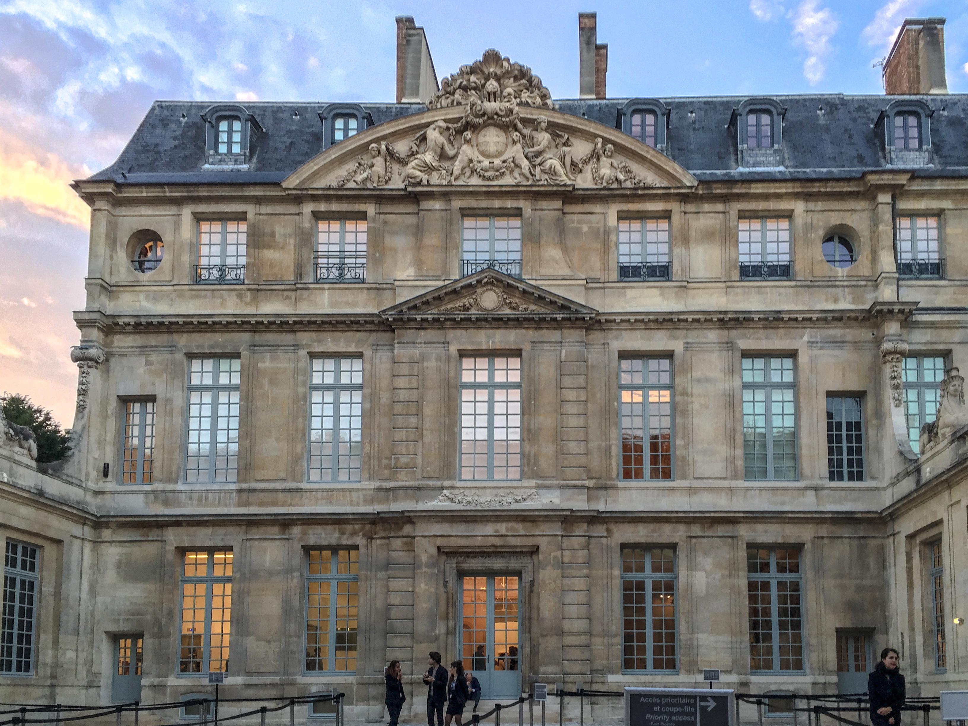 Cafe Musee Paris