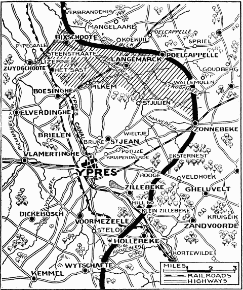 2nd Battle of Ypres 1915