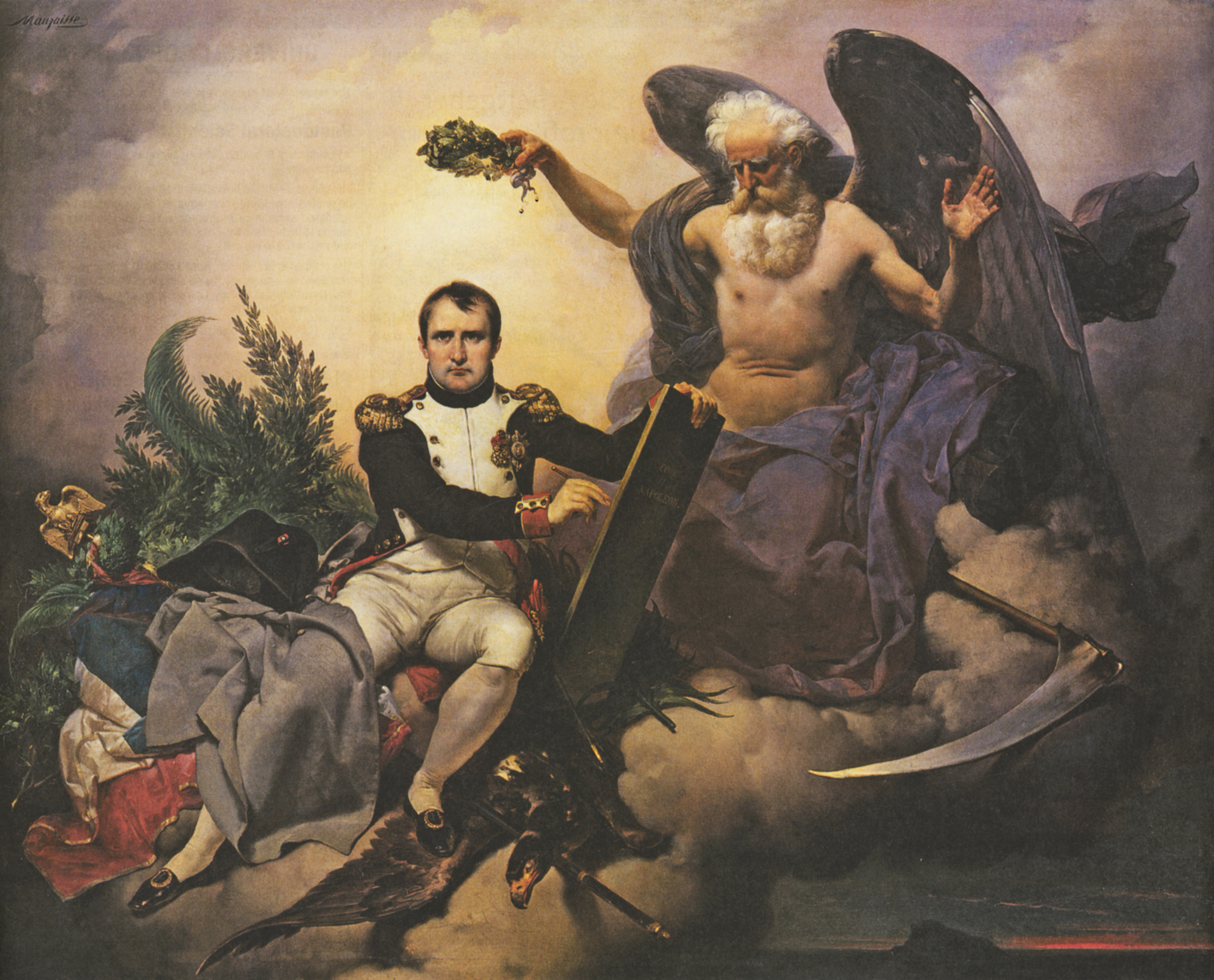 napoleon bonaparte and is modern state Napoleon bonaparte is credited with ending the french revolution and,  what were napoleon bonaparte's achievements a:  learn more about modern europe.