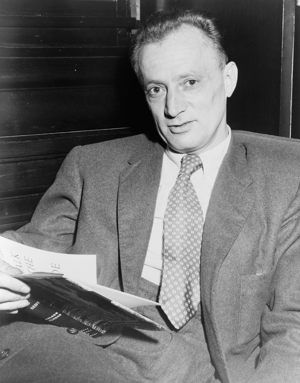 Nelson Algren, 1956