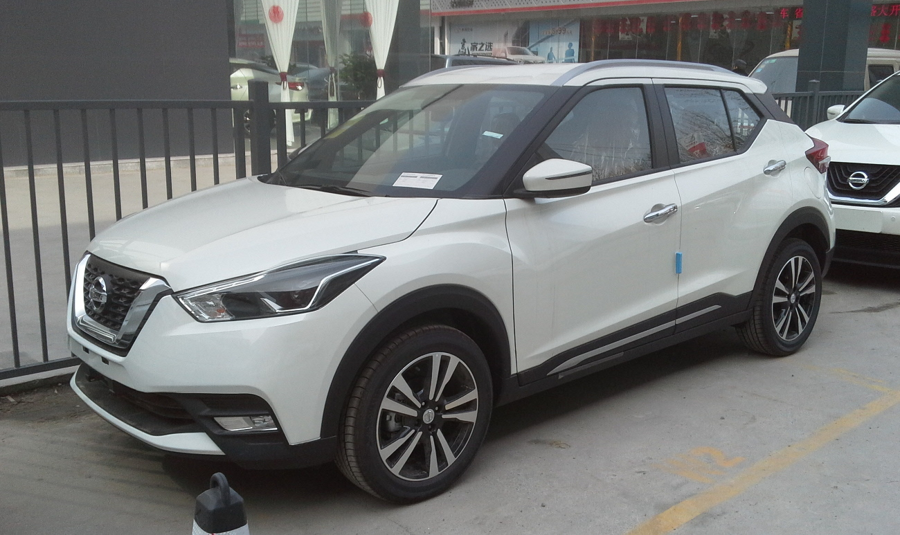 Nissan Kicks Wikipedia