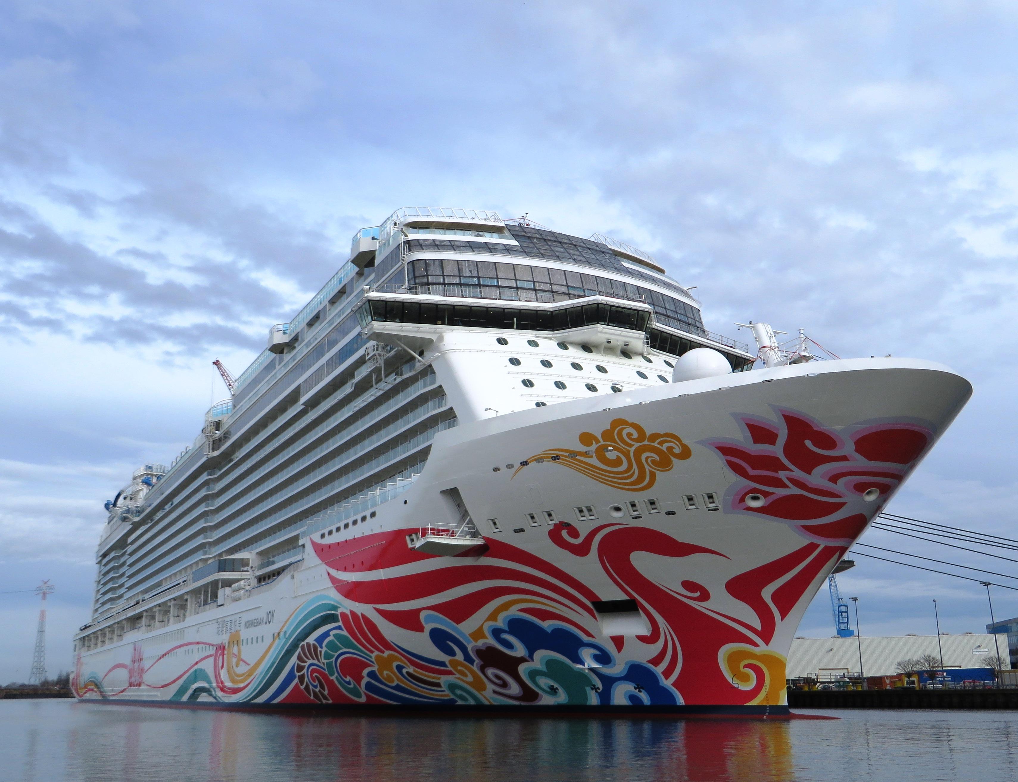 Norwegian Cruise Line (ncl.com)