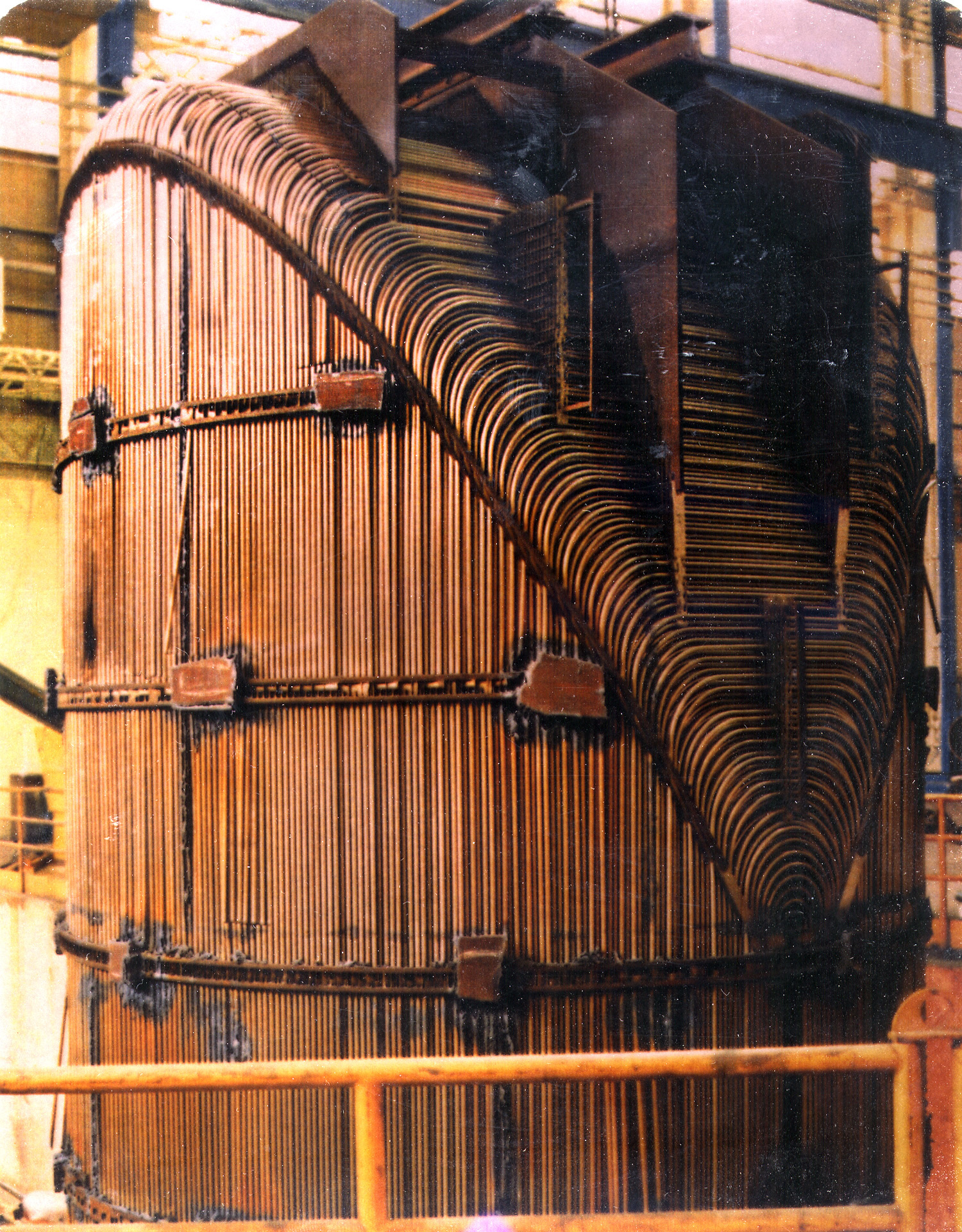 Steam Generator in Nuclear Power Plant Nuclear_steam_generator.jpg