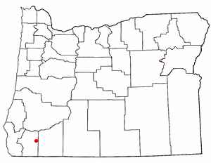 Loko di Grants Pass, Oregon