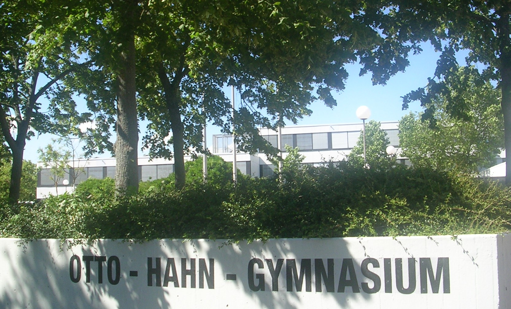 Otto Hahn Gymnasium Karlsruhe