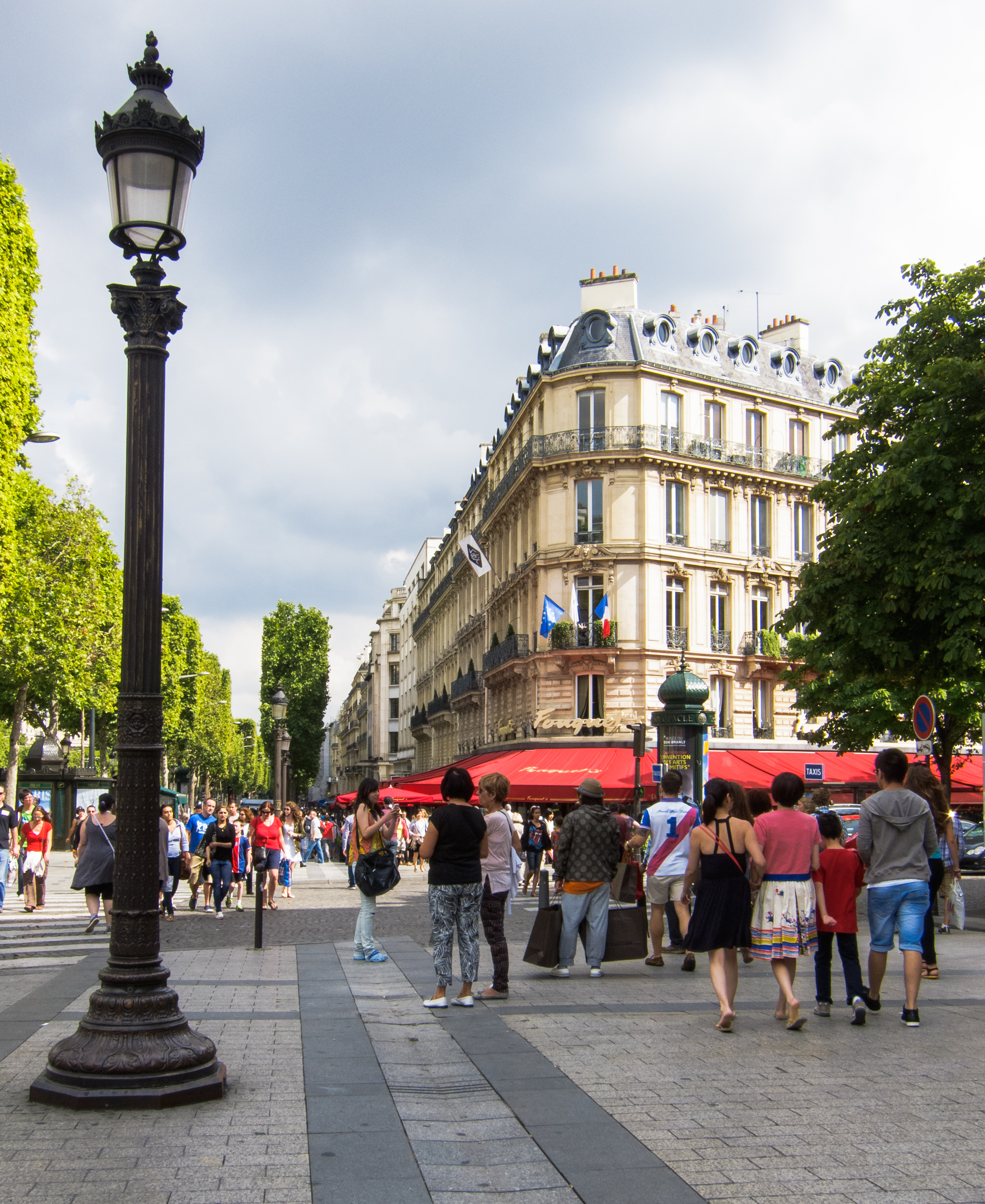 paris lighting street - photo #18