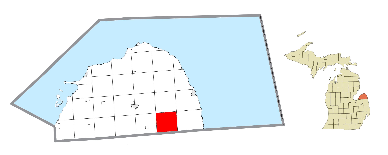 Fileparis Township Mi Locationpng Wikipedia