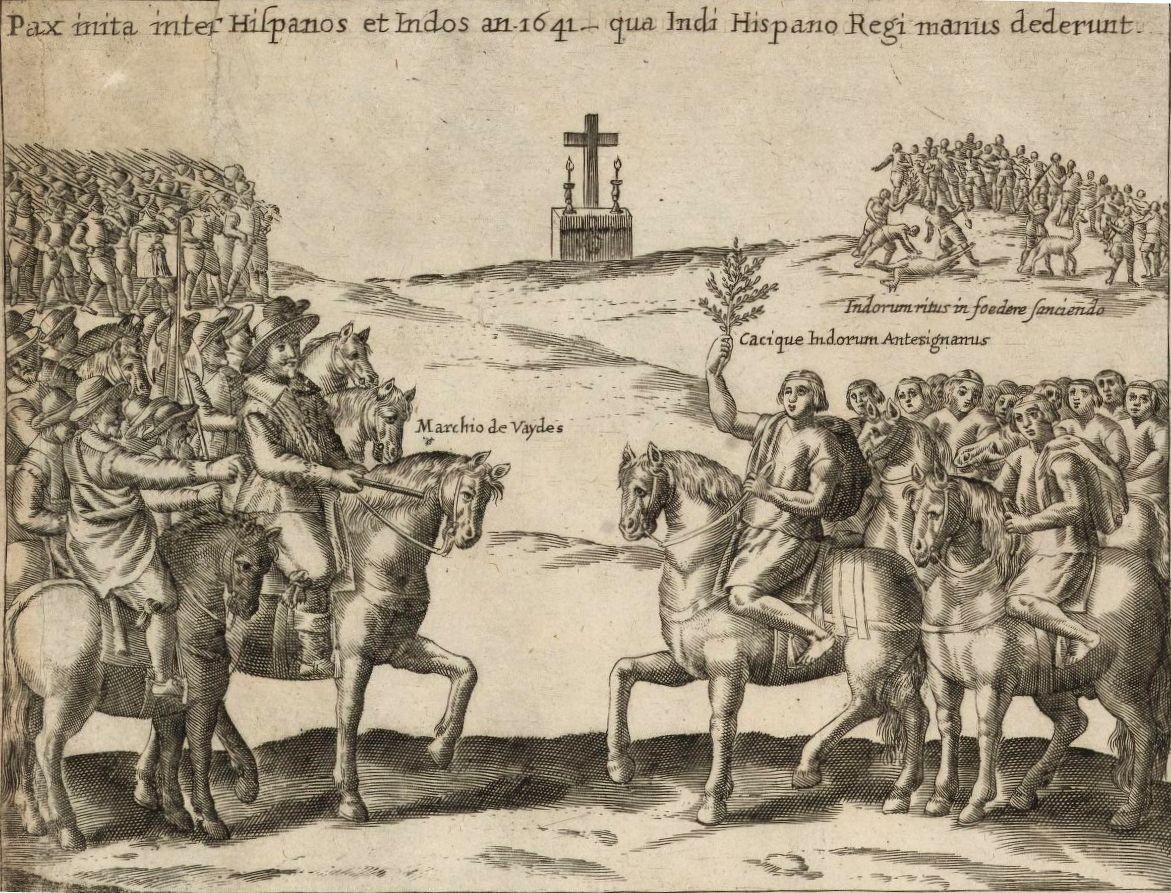 Parlamento de quil n 1641 wikipedia la enciclopedia libre for Parlamento wikipedia