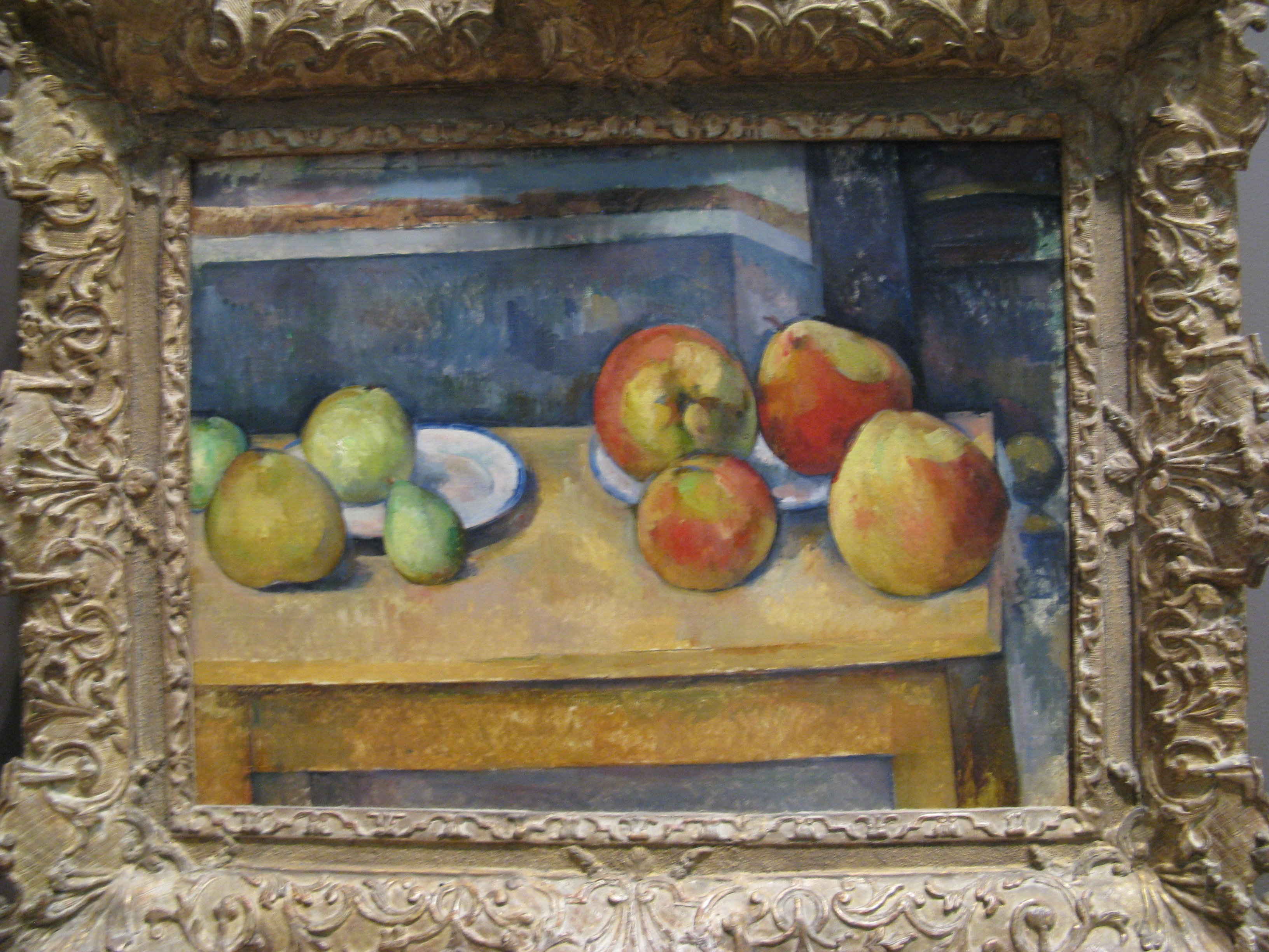 An introduction to the painting of Paul Cézanne