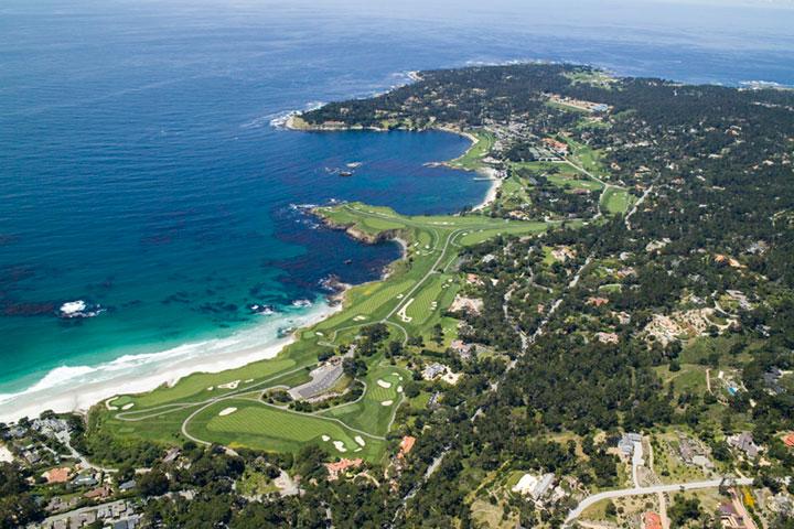 Monterey Beach Front Hotels