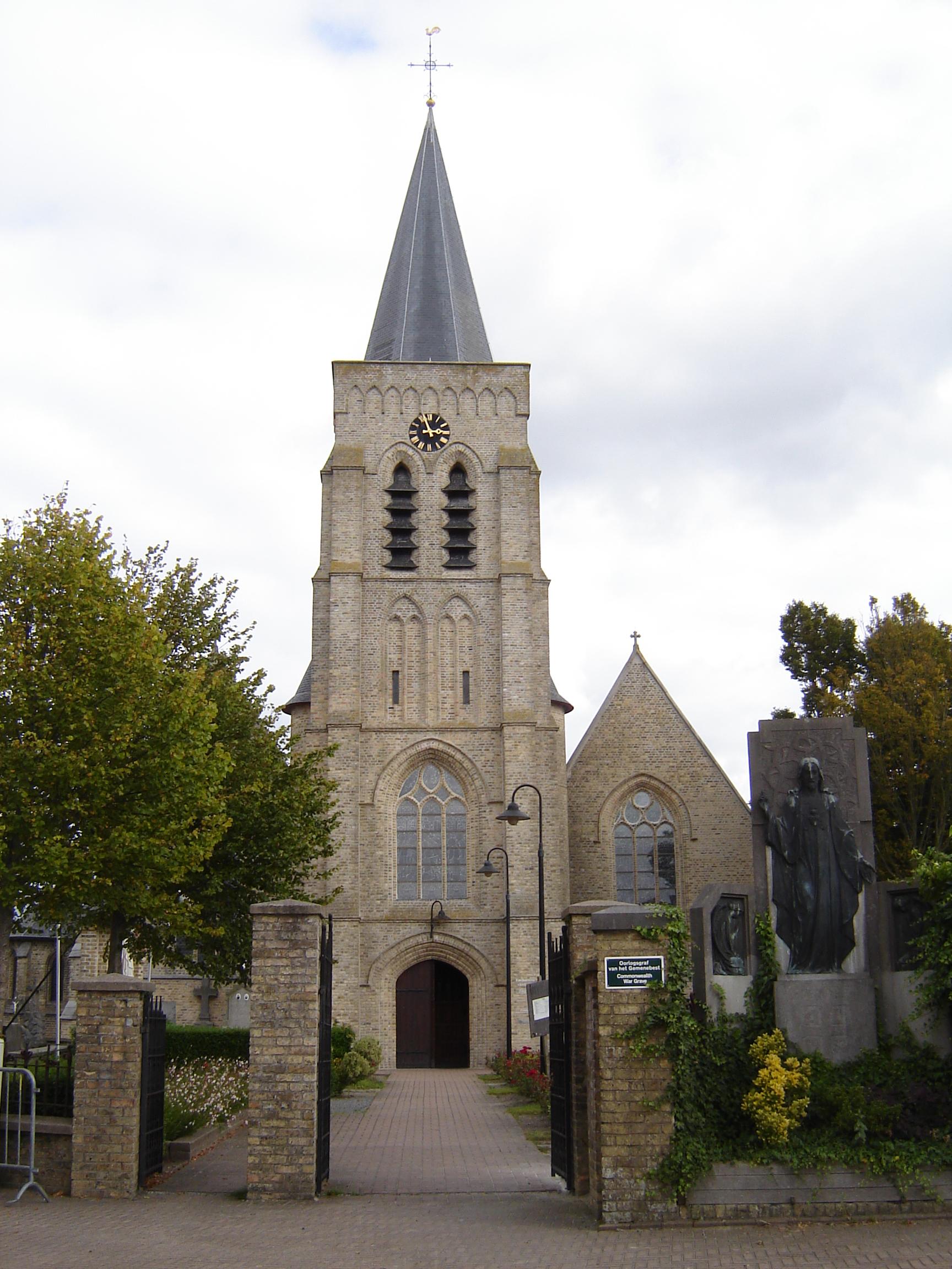 Keukeninrichting Sint Niklaas : Bestand Pervijze Sint Niklaas en Sint Katharinakerk 1