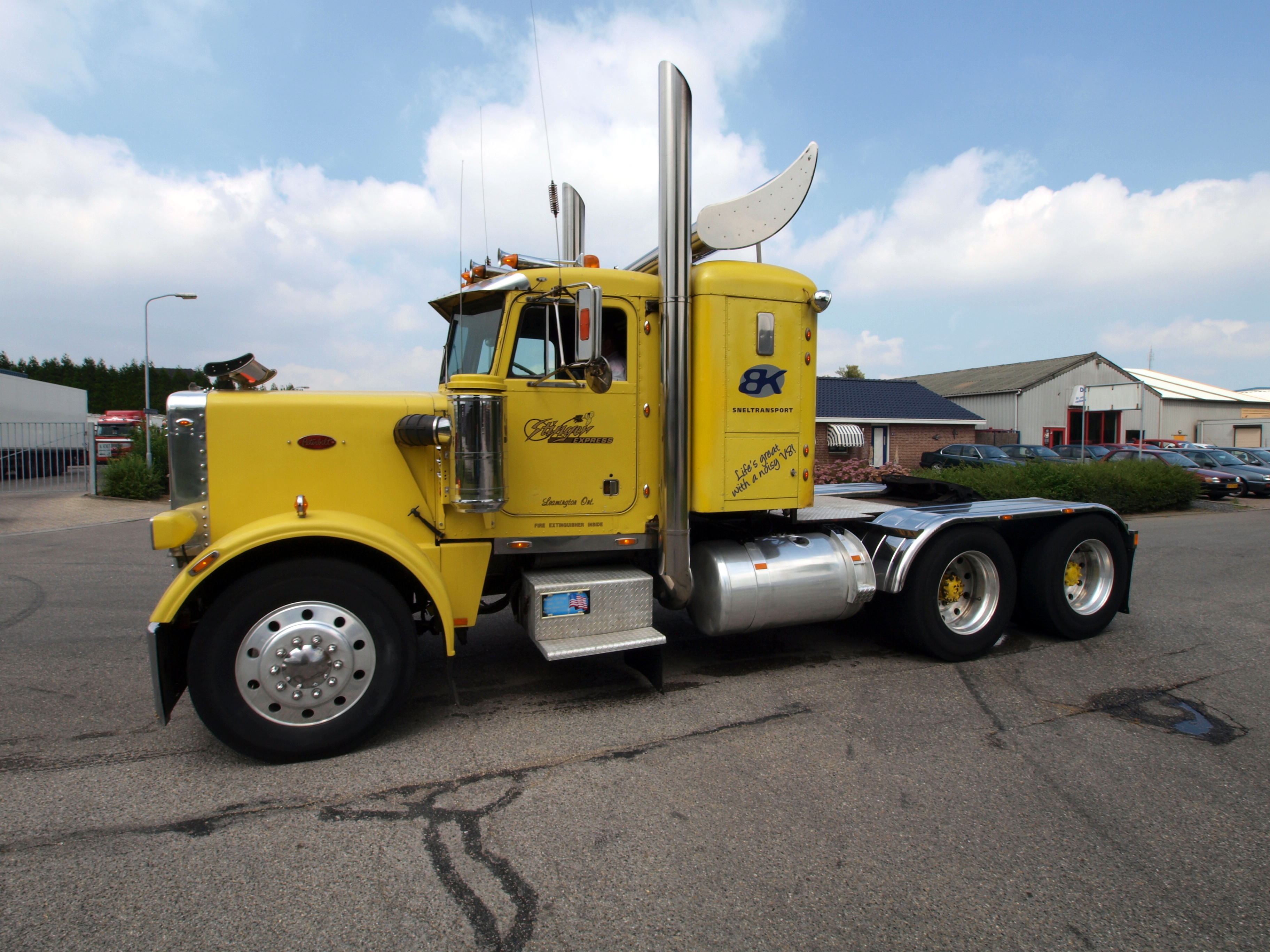 359 Peterbilt For Sale On Craigslist By Owner | Autos Post