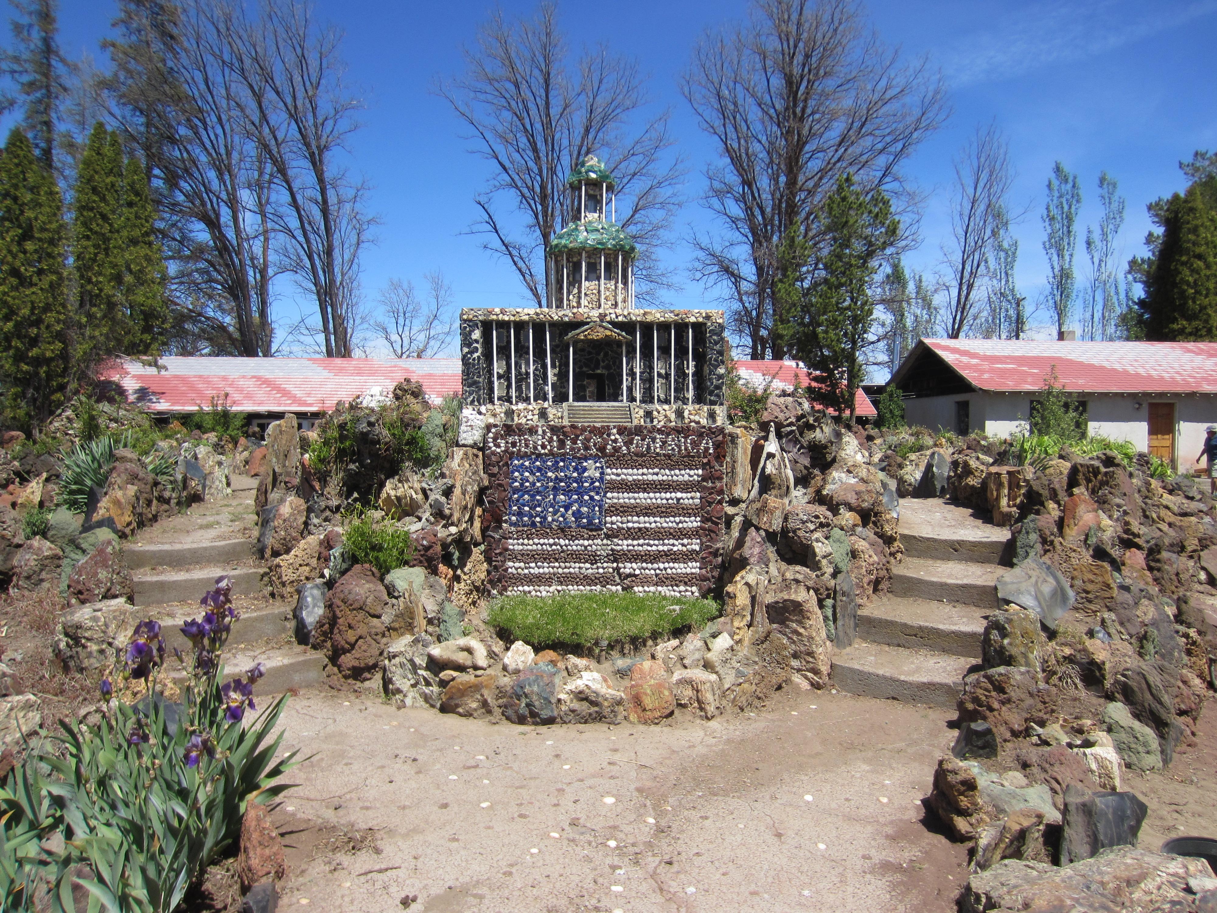 Incroyable File:Petersen Rock Garden   Oregon (2013)   09.JPG