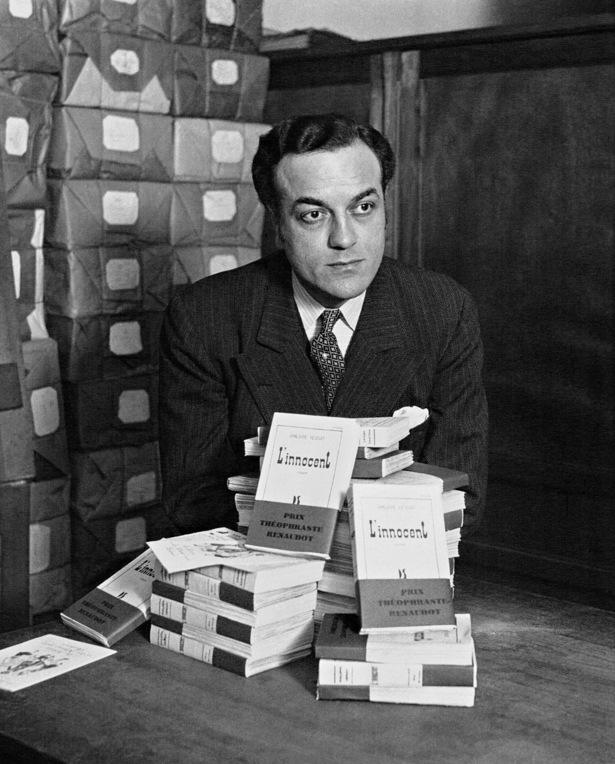 Philippe Hériat, 1931