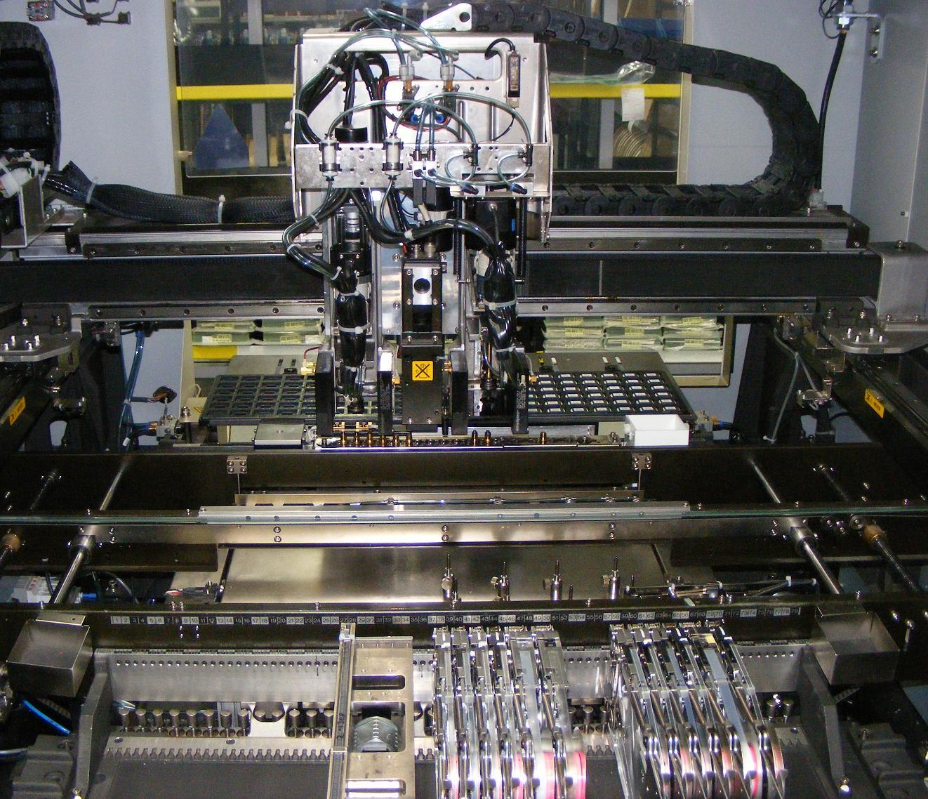 Smt Placement Equipment Wikipedia Printed Circuit Board Repairs Any General Industrial