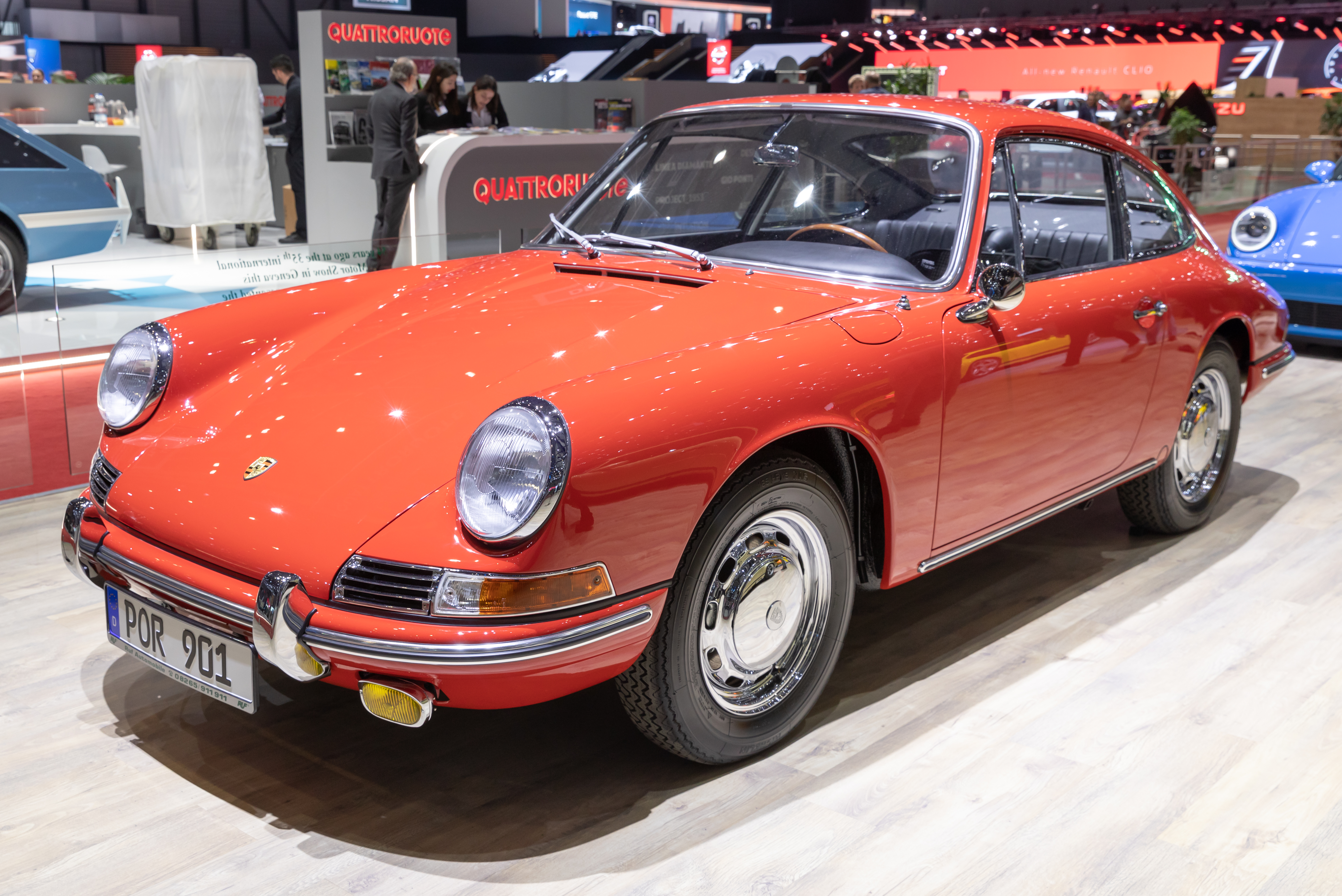 Porsche 901 - Wikipedia