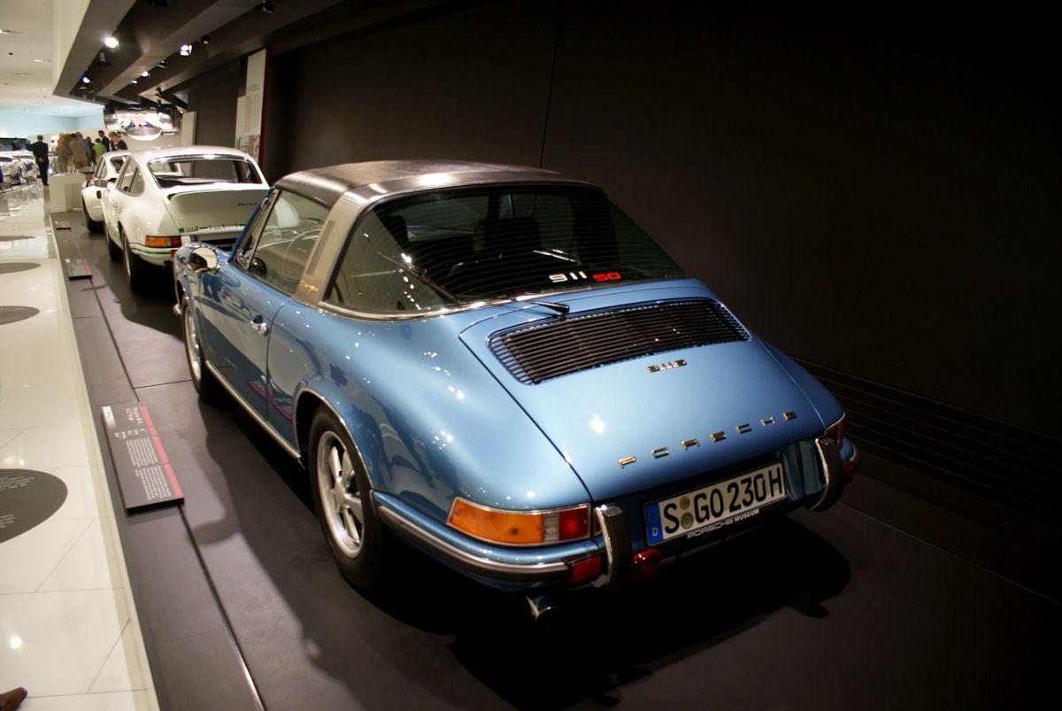 File Porsche 911s 1970 2 2 Targa Lsiderear Porschem