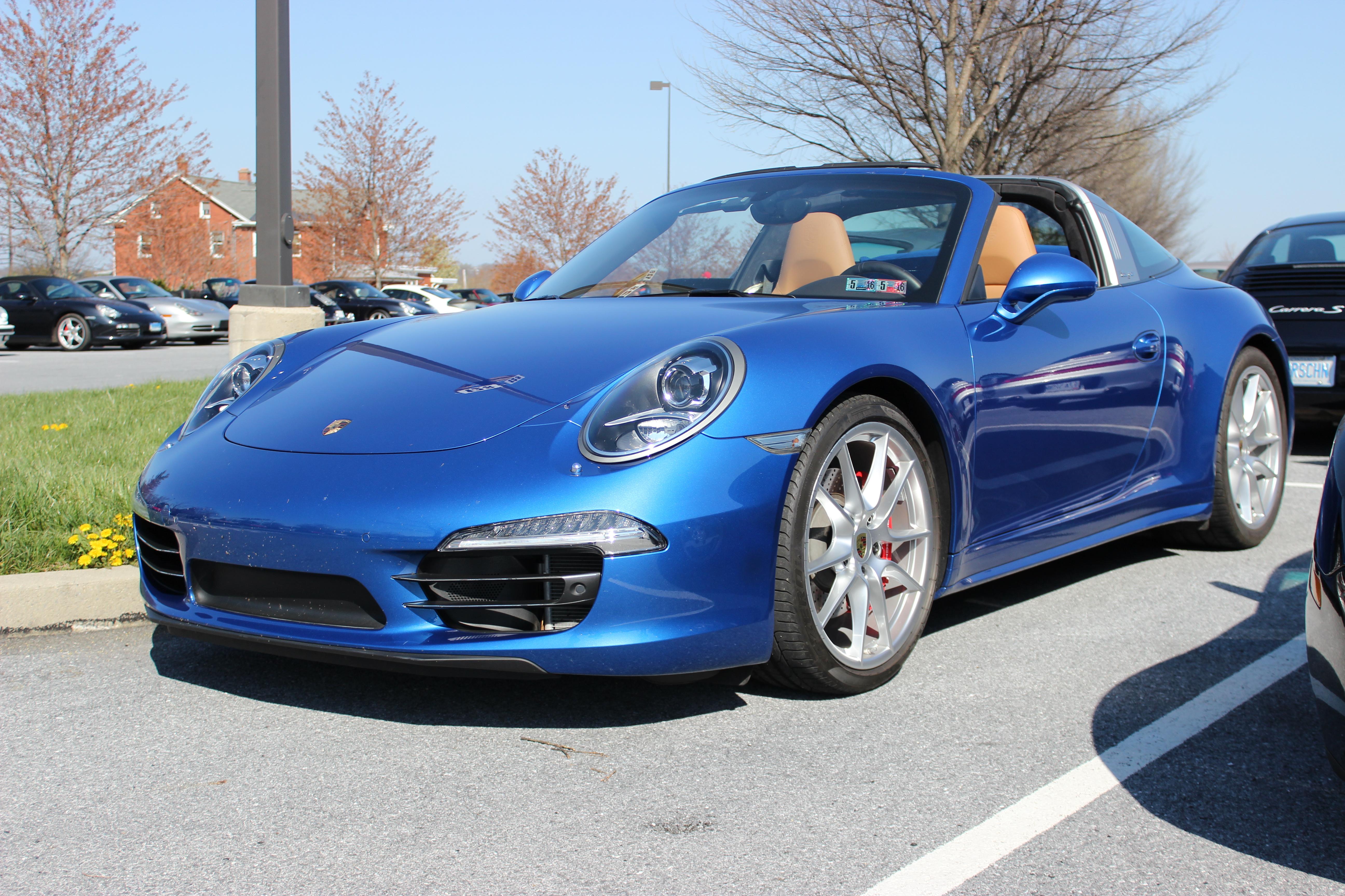 File Porsche 911 Targa 4s 991 26380557922 Jpg Wikimedia Commons
