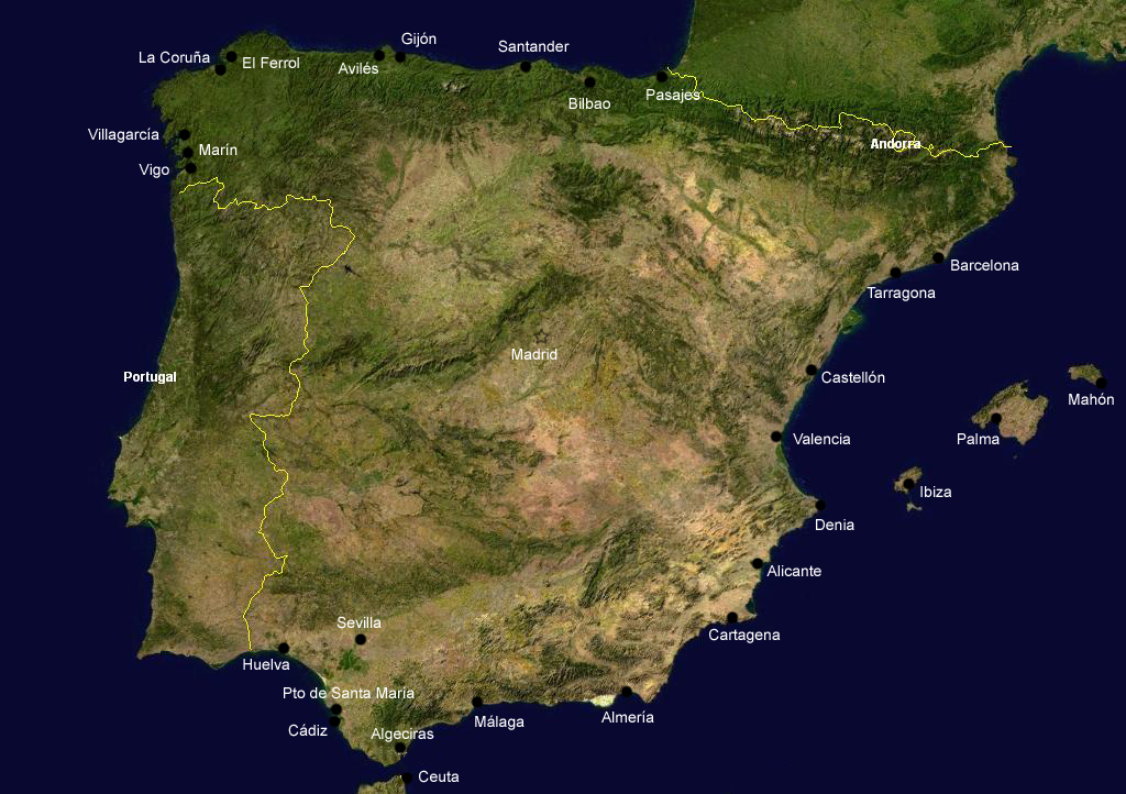 List of ports in spain wikipedia gumiabroncs Images