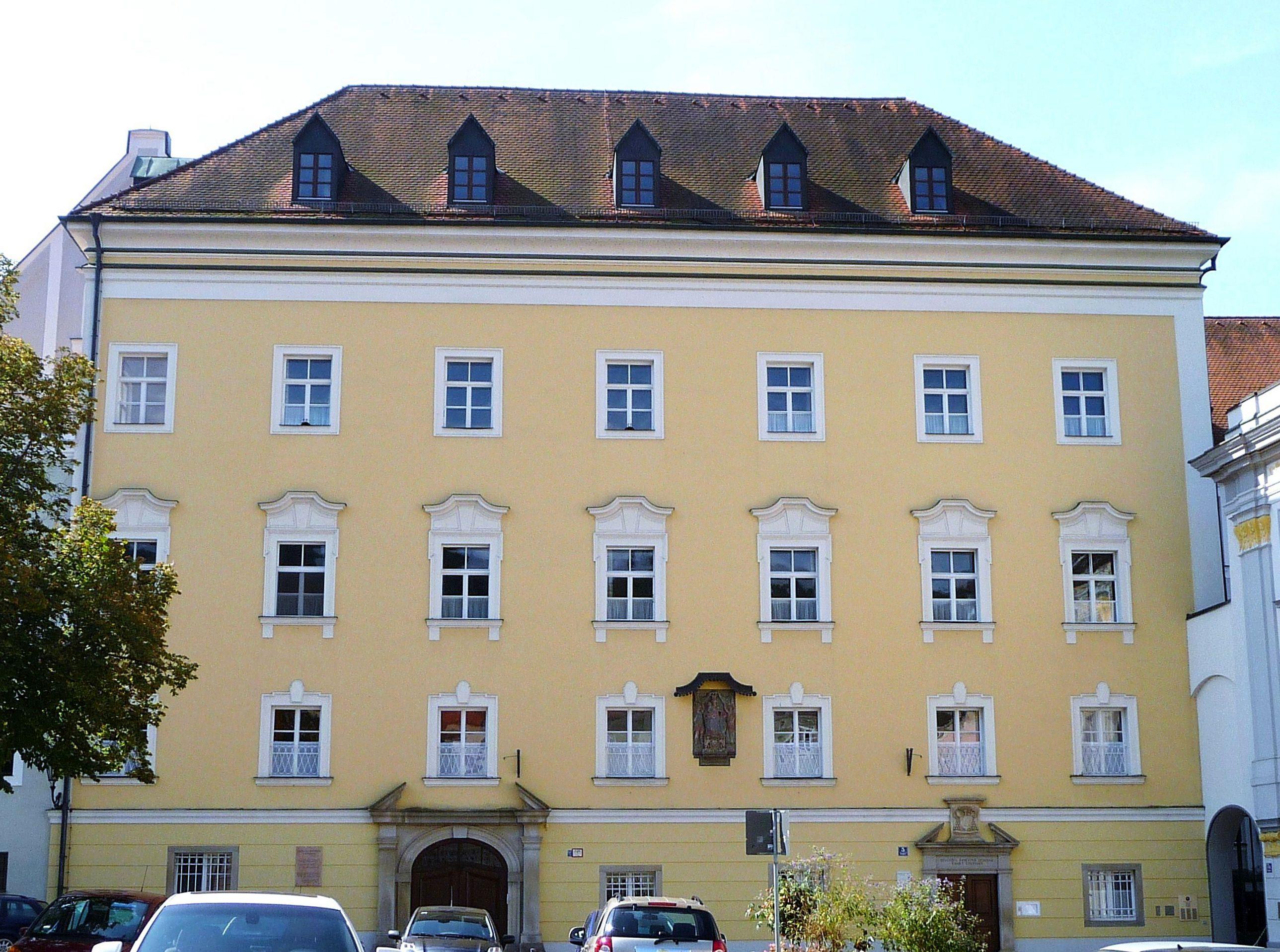 Priesterseminar Passau