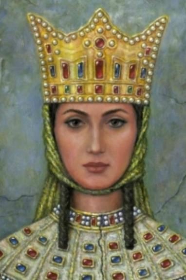 Queen Tamar Crop