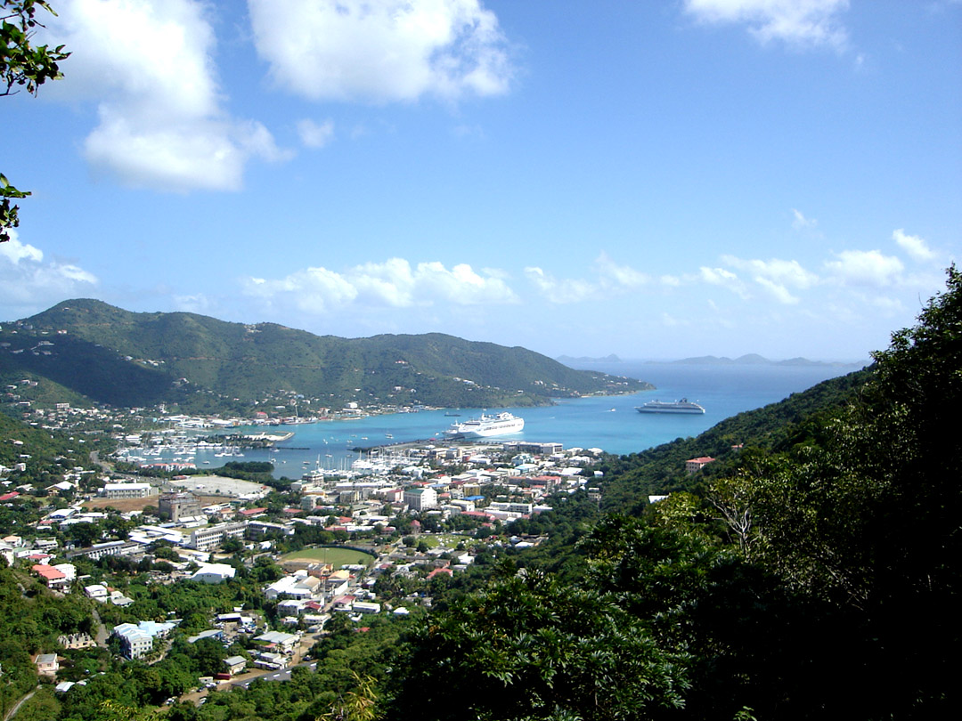 Tortola British Virgin Islands Postal Code