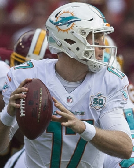 204cd60aa List of Miami Dolphins starting quarterbacks - Wikipedia