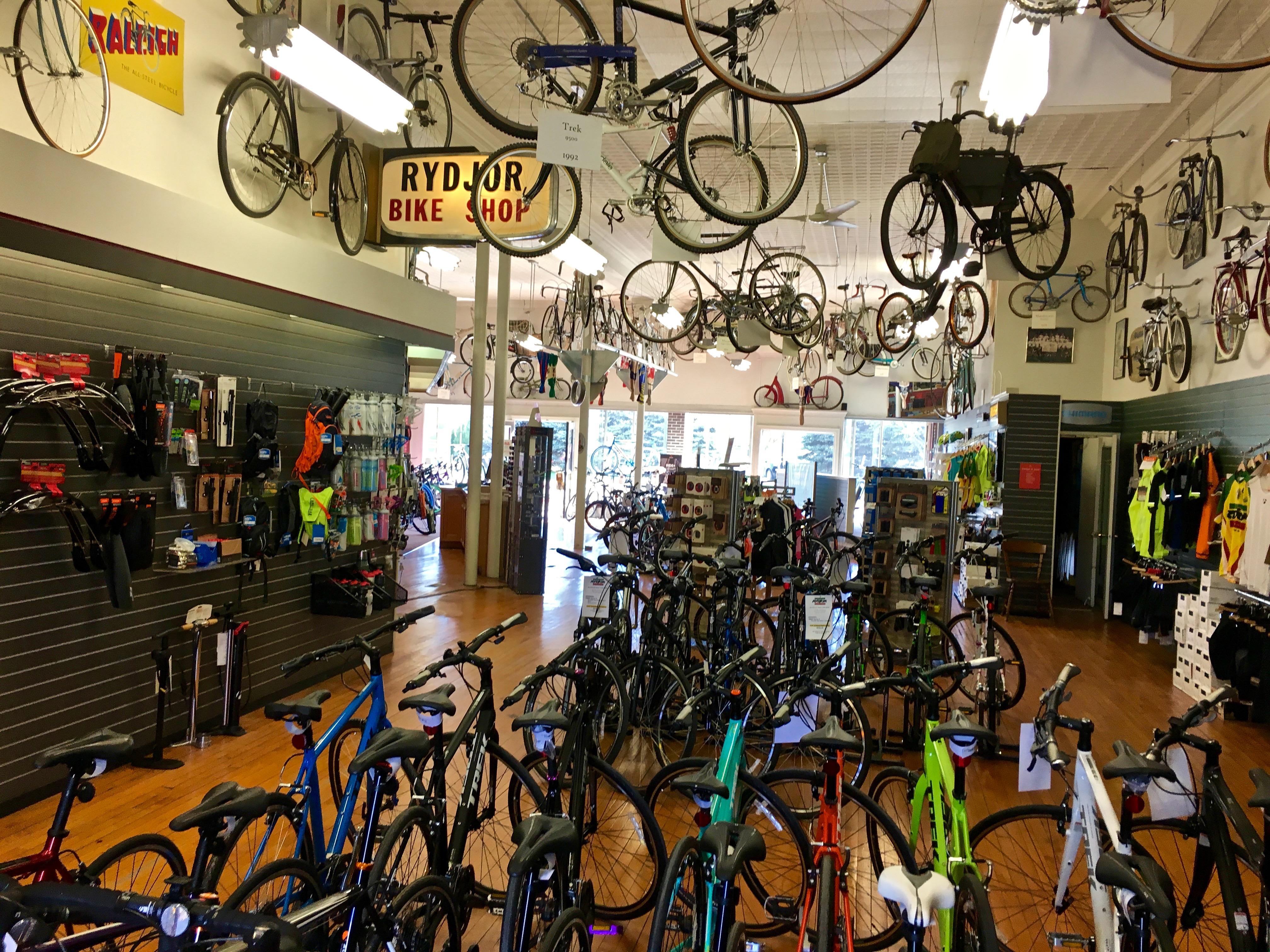 Image result for bike shop