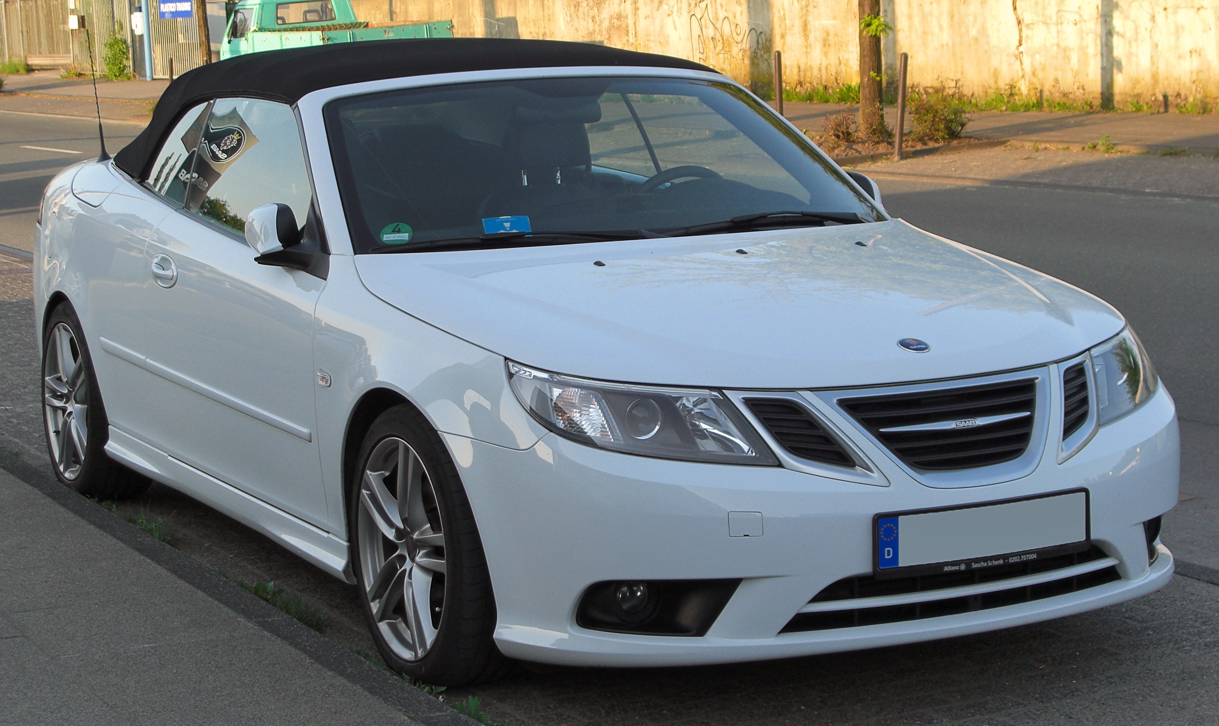File saab 9 3 cabriolet ii facelift front 1 20100523 jpg wikimedia commons