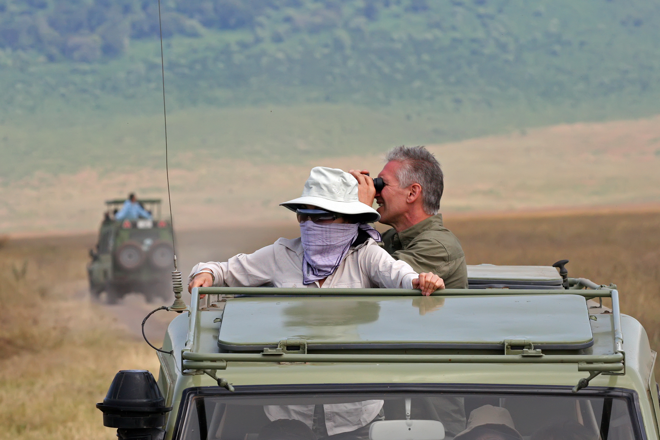 Safari Tanzania What Is Expected Of You as a Tour Driver?