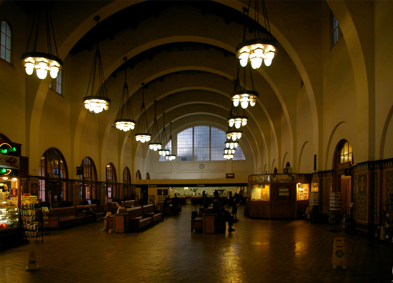 File San Diego Santa Fe Depot 11 Jpg Wikimedia Commons