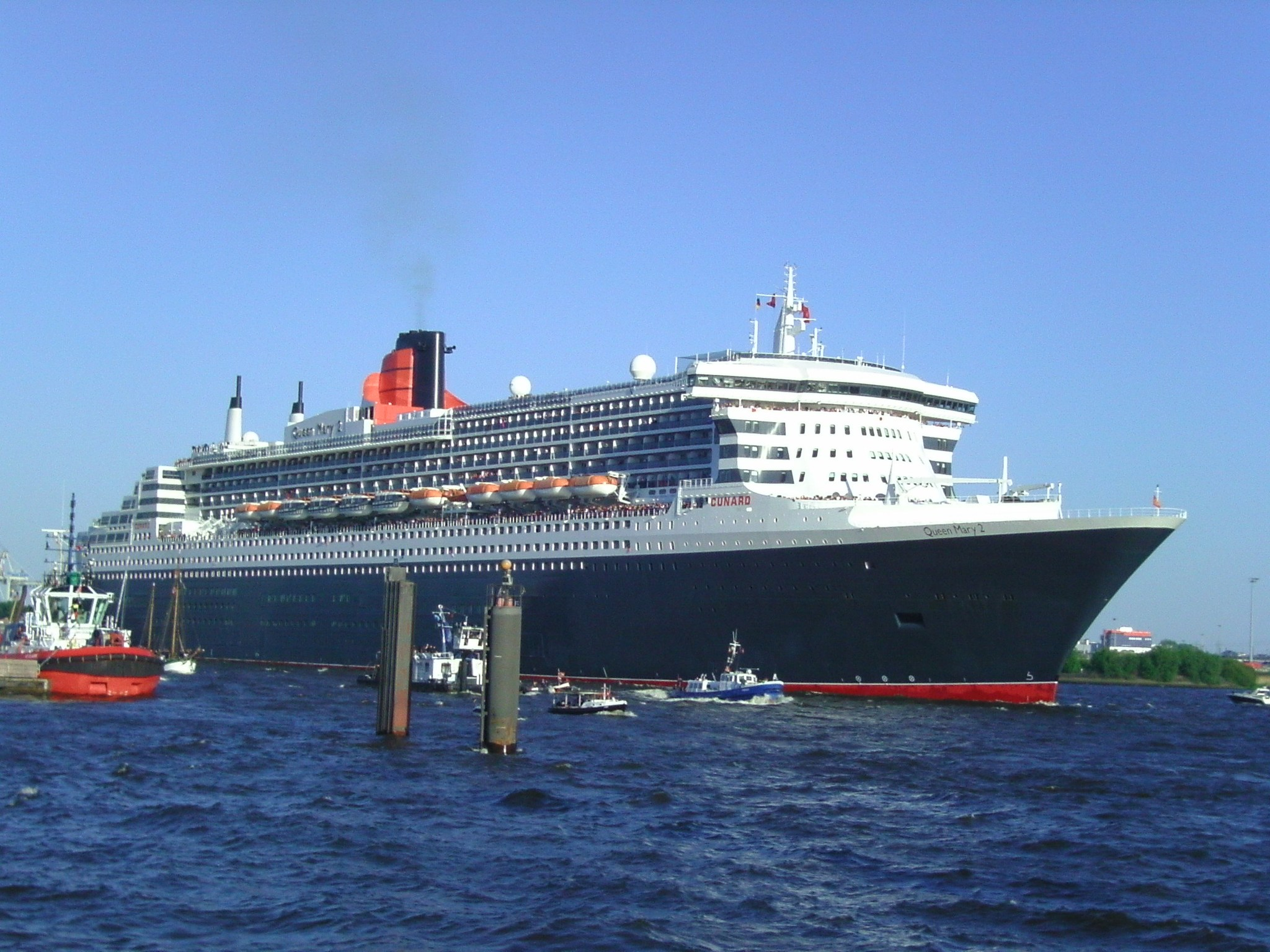 Queen Mary Cruise Ship History Fitbudha Com